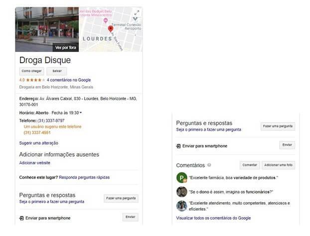 Google meu negócio: conheça as vantagens para sua empresa